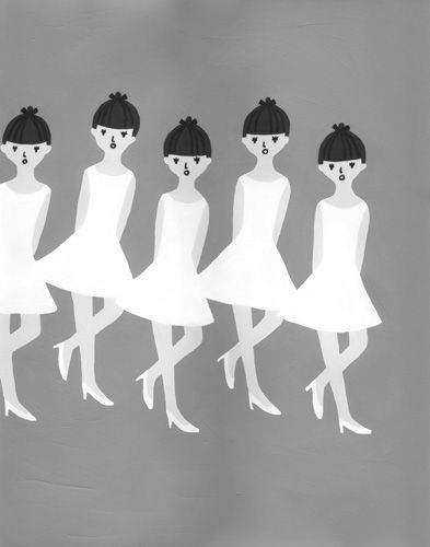 Artwork by Kanae Sato