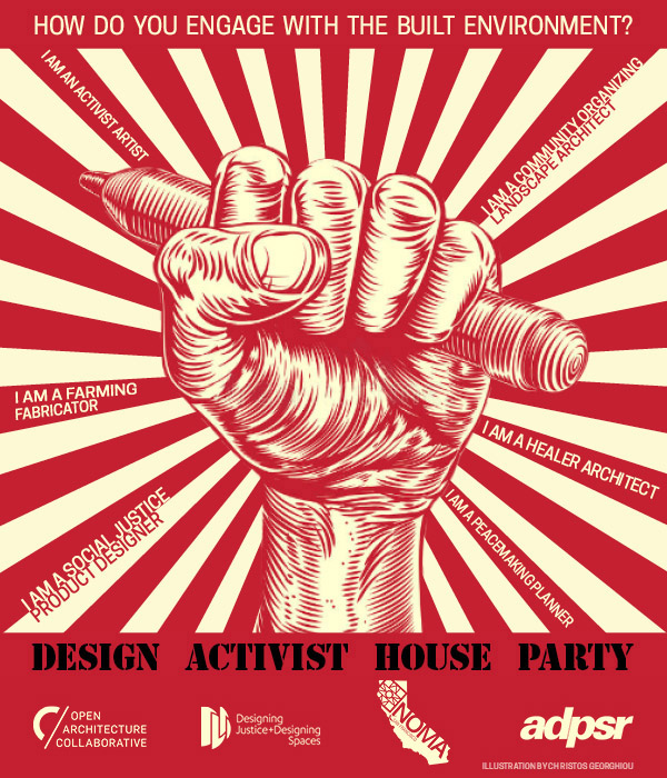 Design Activist House Party