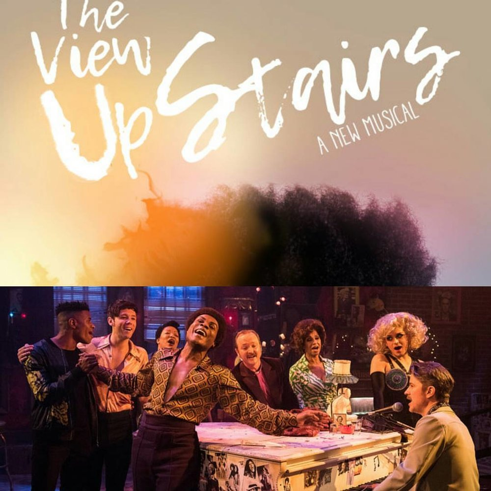 The View Upstairs - Off-Broadway Show- Billy Griffin