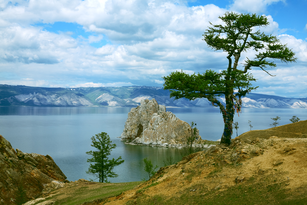 Lake Baikal in Siberia, Russia, my motherland