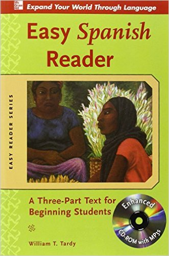 Easy Spanish Reader book