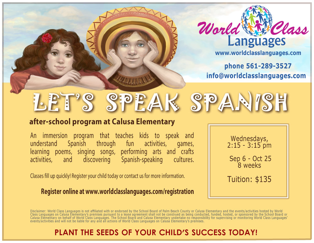 calusa-elementary-after-school-program-spanish