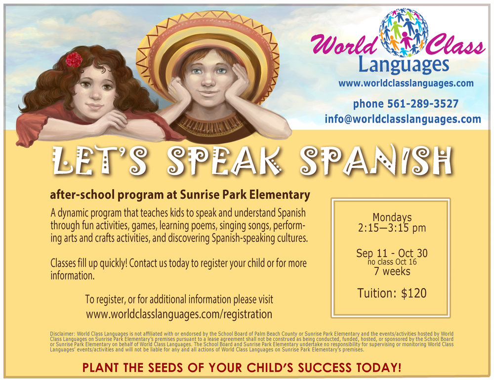 sunrise-park-elementary-spanish-after-school-program