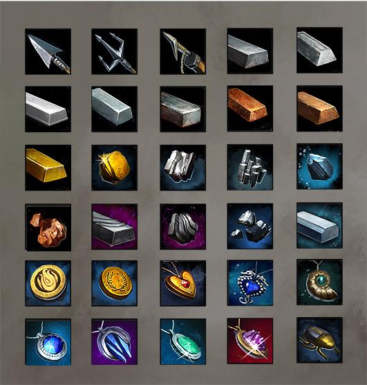 Item Icons