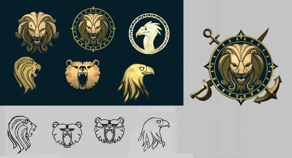 Lions Arch Emblem
