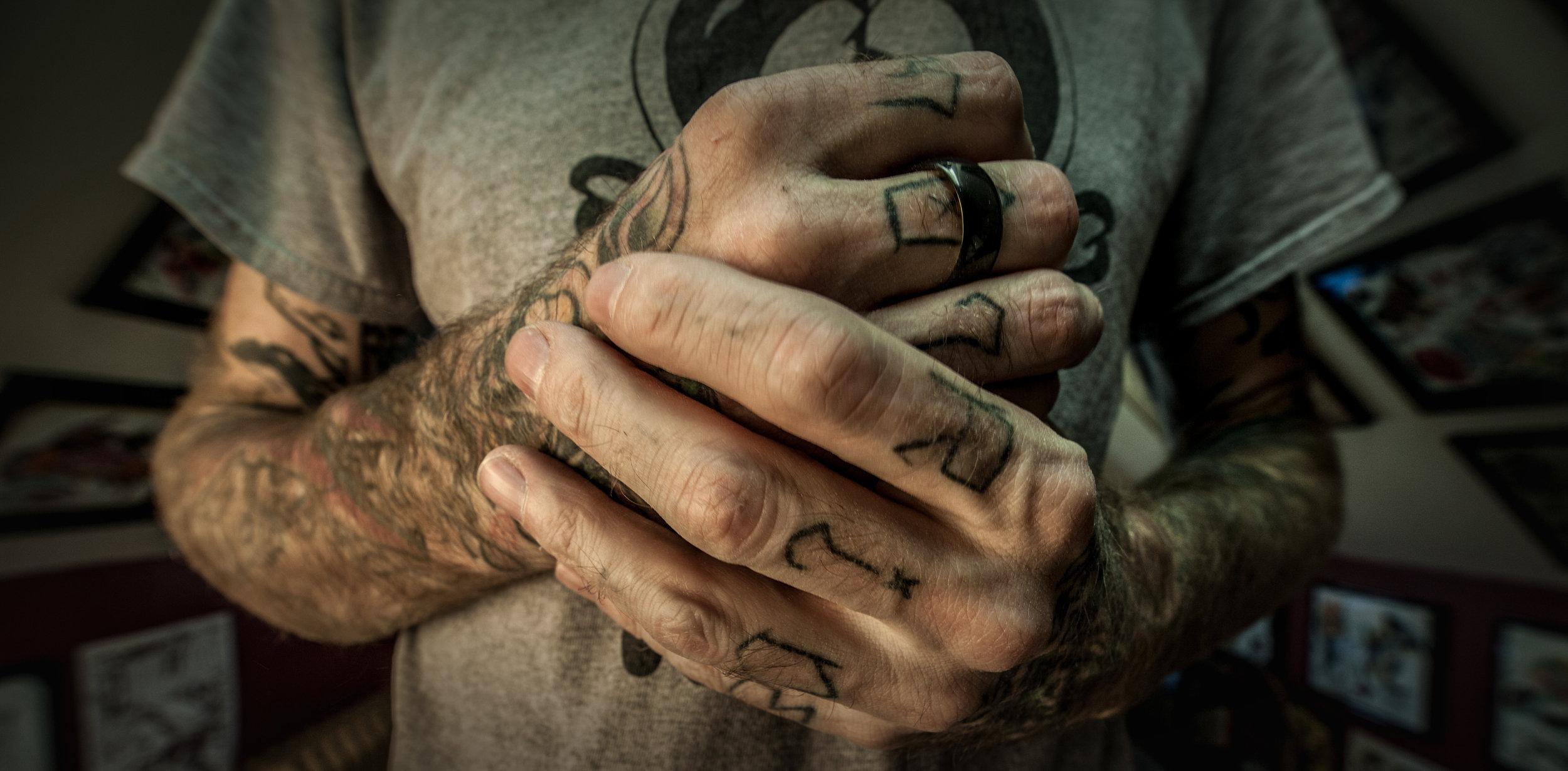 Freeman Tattoo