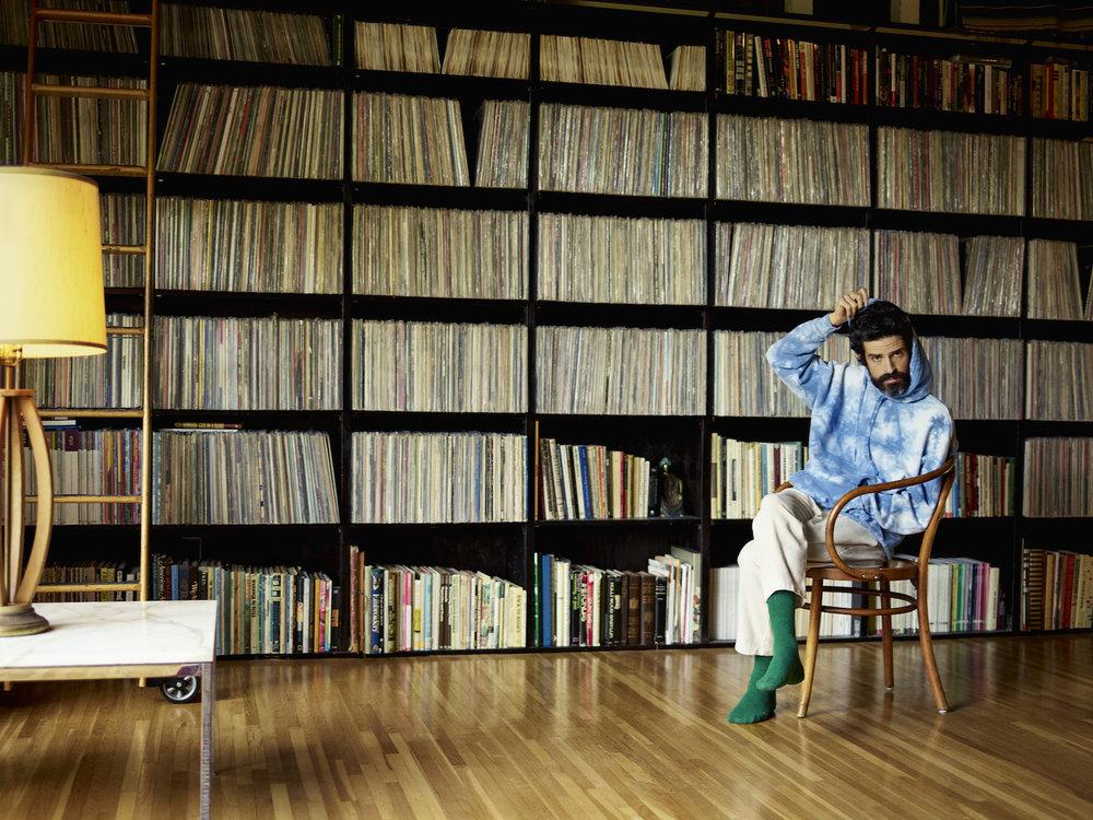 Mr Porter / Devendra Banhart
