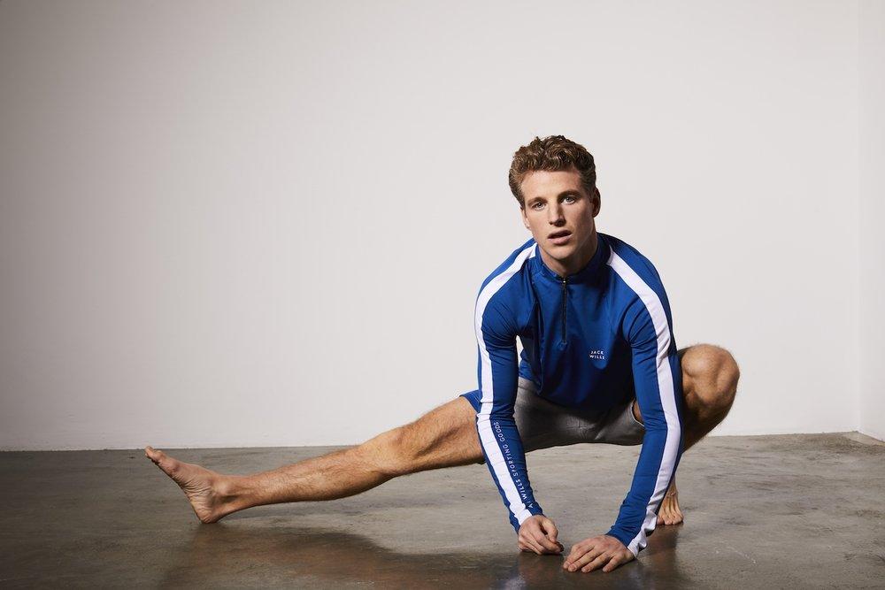 Men's Fitness x Jack Wills.