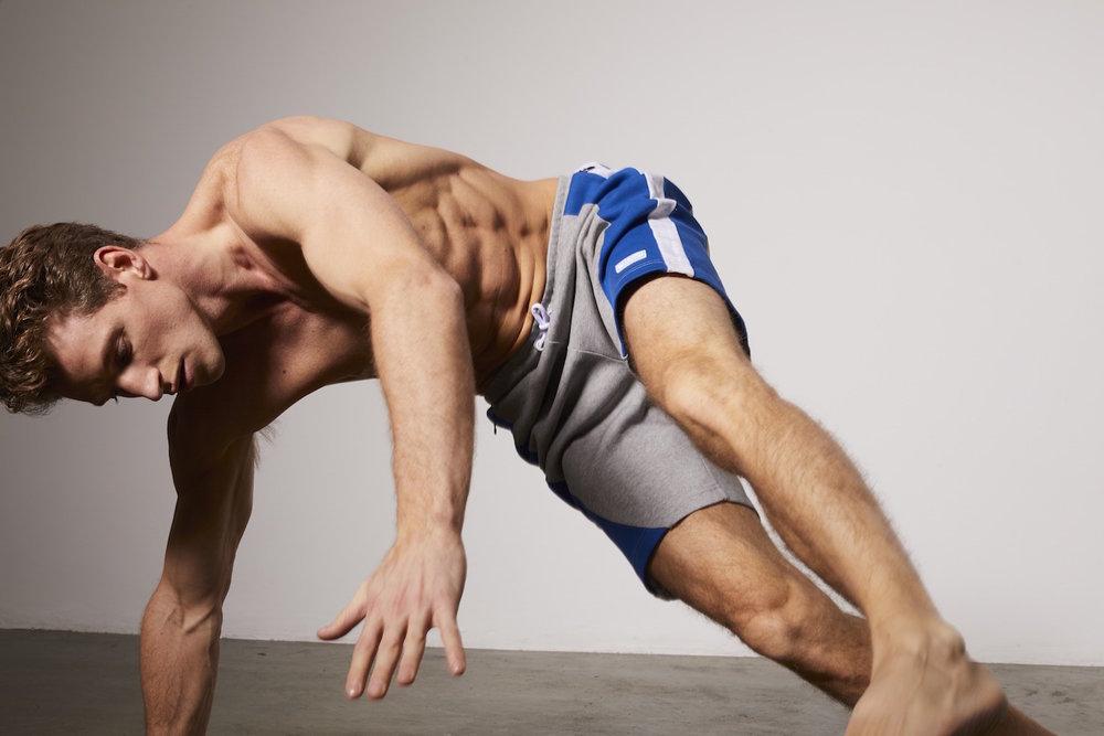 Men's Fitness x Jack Wills