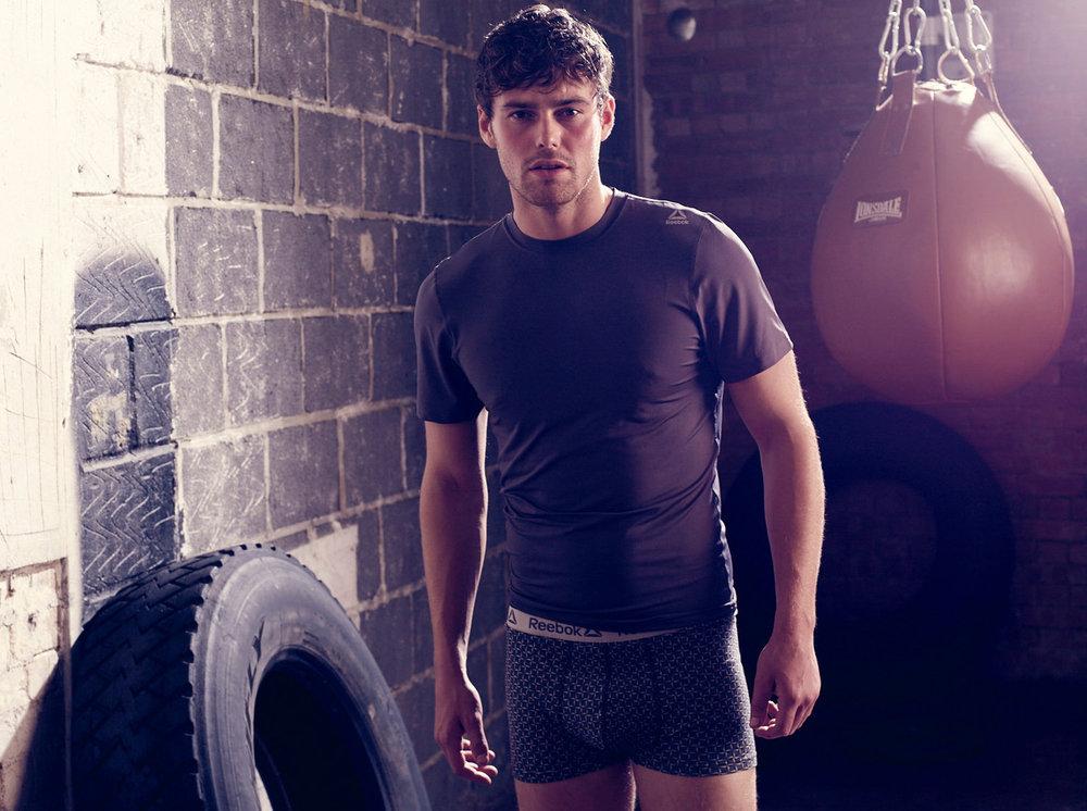 Men's Fitness x Reebok