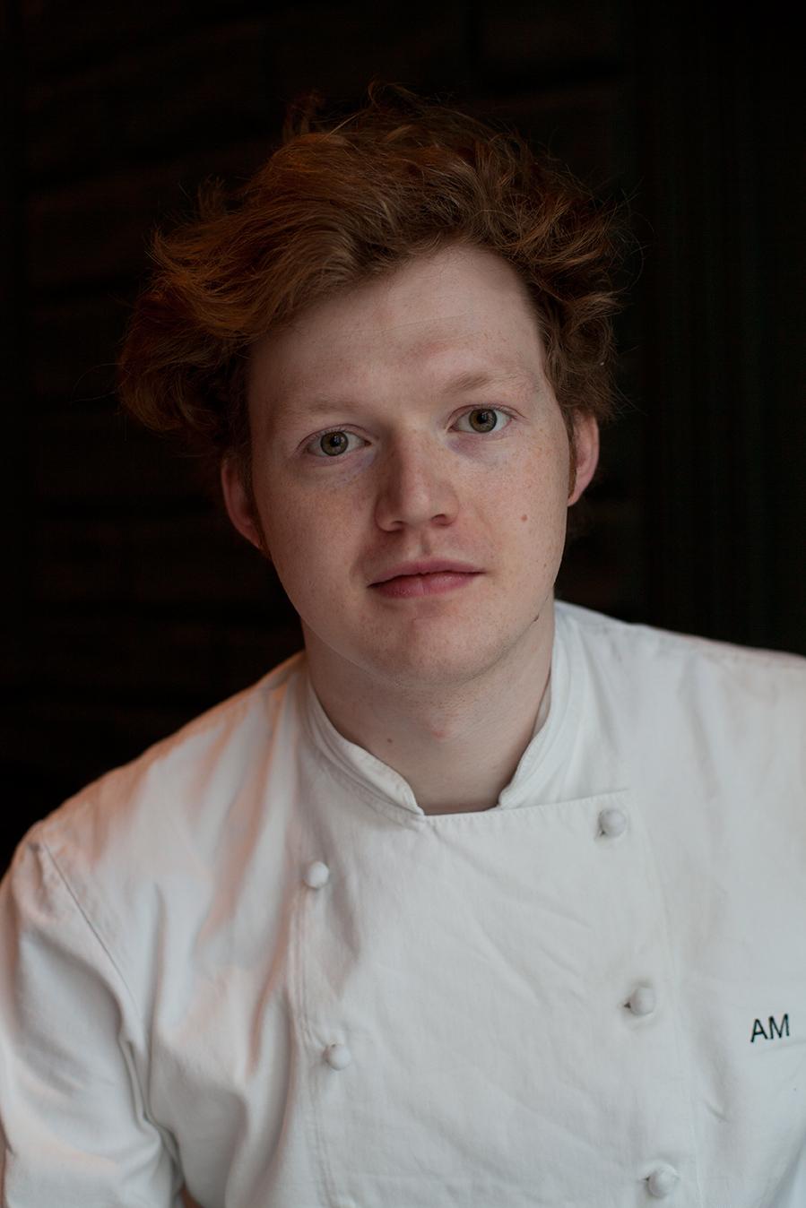 Anton / Head Chef @ Richwater & Mitchell, Berlin