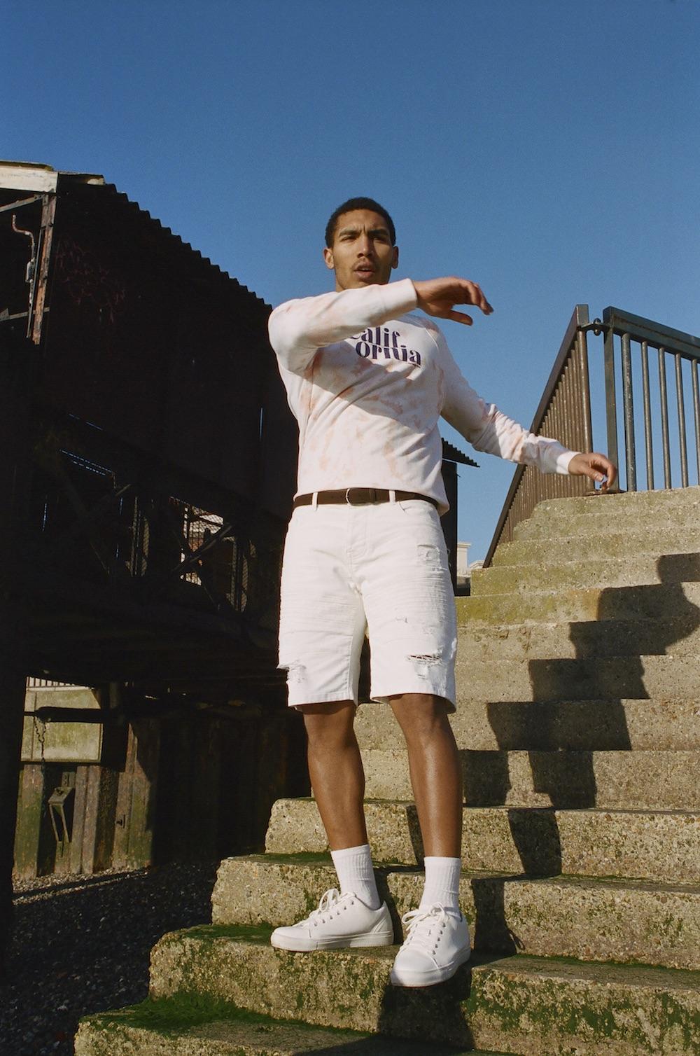 Men's Fitness x Primark. Ph: Paul Vickery