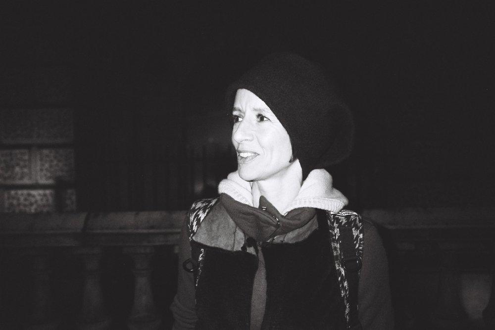 Sarah Appelhans. Ph: Salome Jouan