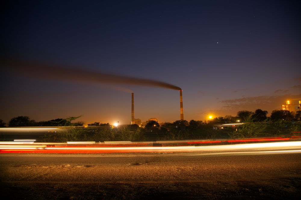 BADARPUT THERMAL POWER STATION