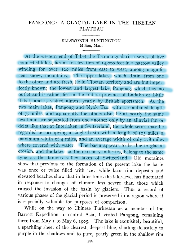 The Journal of Geology, Vol. 14, No. 7 (Oct. - Nov., 1906), pp. 599-617