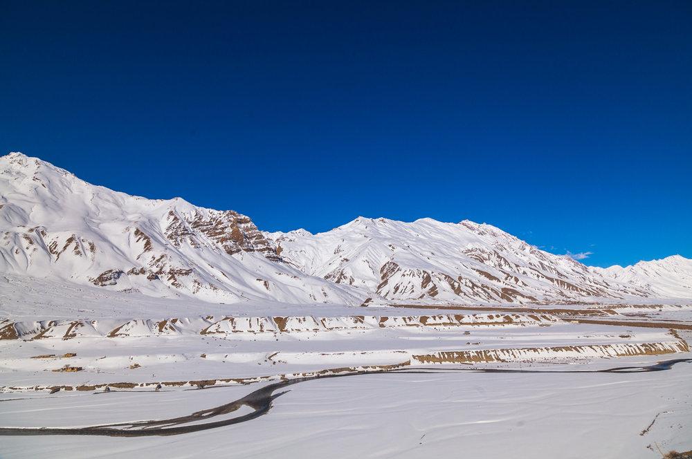 Kaza (Spiti Valley, Himachal Pradesh, India)