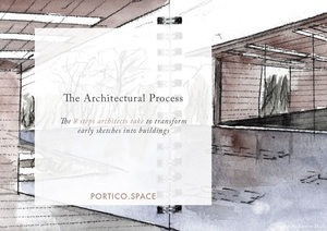Architecture Drawing Practice the keys to a great architectural drawing set — portico