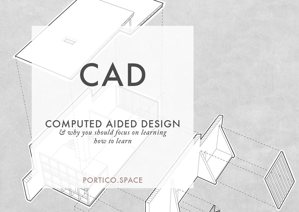 PORTICO - CAD Computer Aided Design Learn how to learn