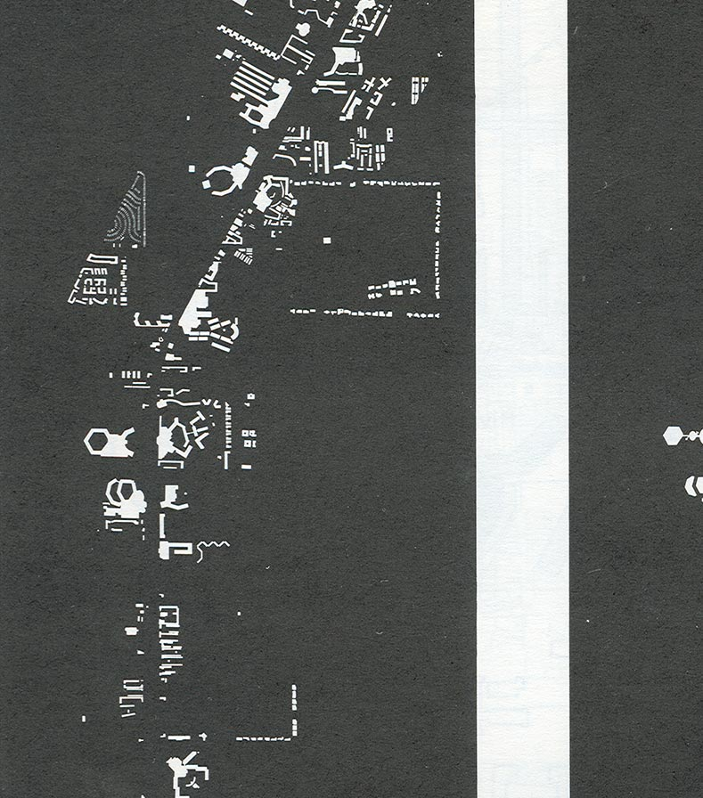 Architectural Drawings The Figure Ground PORTICO