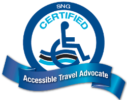 Enjoy Vacationing is a certified Accessible Travel Advocate