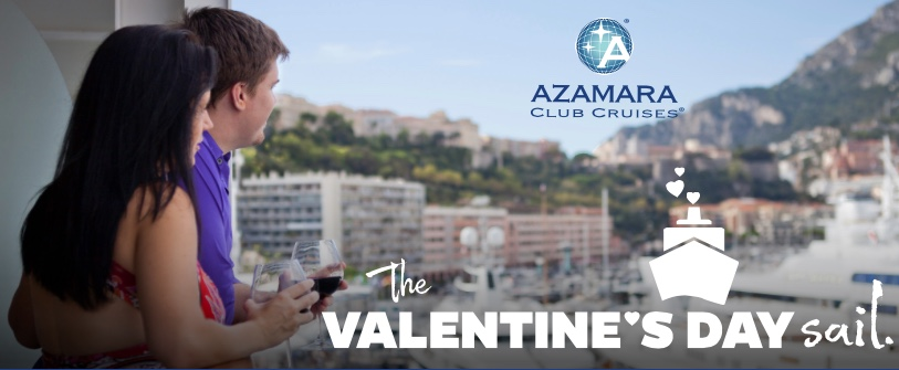Azmara Valentine's Day Sail from EnjoyVacationing.com