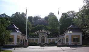 Skansen Open Air Museum Stockholm