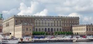 Swedish Royal Palace - Stockholm