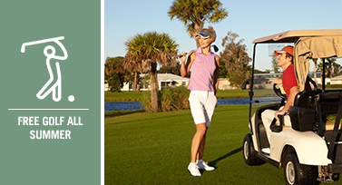 Free Golf All Summer Long at Club Med Sandpiper Bay through EnjoyVacationing.com