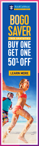 Royal Caribbean BOGO sale
