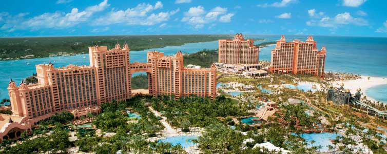 Instant savings of $250 with resort air/hotel packages of 4+ nights through Enjoy Vacationing!
