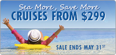 Sea More Save More with Carnival