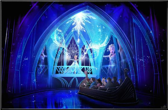 Frozen Ever After!