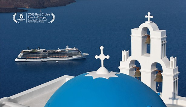Celebrity Cruises on sale to Europe for groups of at least 8 staterooms!