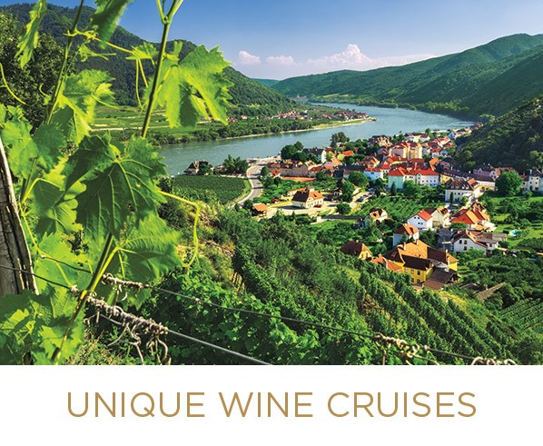 Take a wine cruise through beautiful Europe and save $1,500 per stateroom!