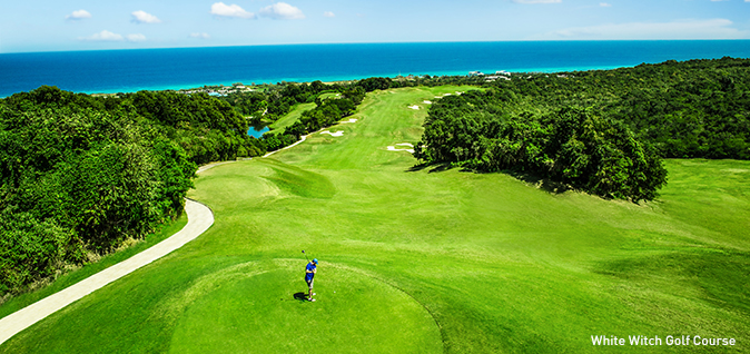 Free Golf in Jamaica when you stay at Hyatt Zilara or Ziva Rose Hall - Book now through info@enjoyvacationing.com