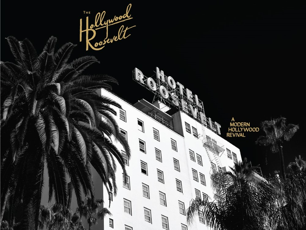 Hollywood Roosevelt hotel on sale now from EnjoyVacationing.com