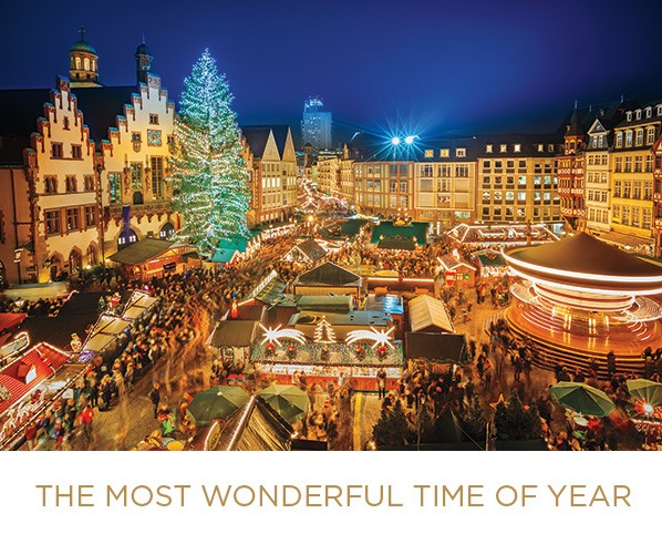 The Most Wonderful Time of the Year - Christmas Market Cruises in Europe up to 40% off through info@EnjoyVacationing.com
