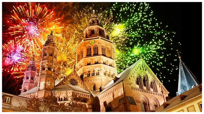 Spend New Years toasting in 2017 on a magical European River cruise! Contact info@enjoyvacationing.com for more!