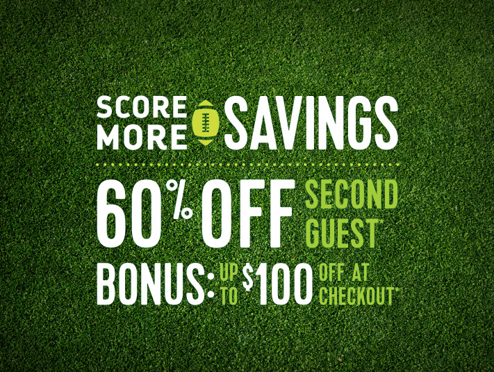 Score More Savings with Enjoy Vacationing & Royal Caribbean Cruises!