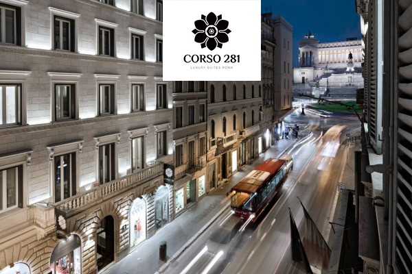 Check out this boutique hotel in Rome - when you book through Enjoy Vacationing you enjoy extra perks!