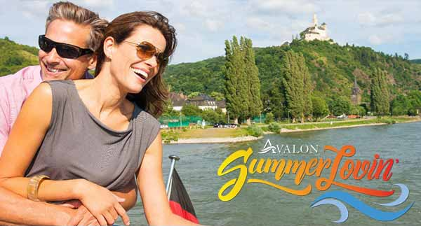 Summer Lovin - European River Cruise Sale. Contact Enjoy Vacationing for details