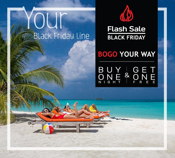 BOGO at the beach! Contact info@EnjoyVacationing for details