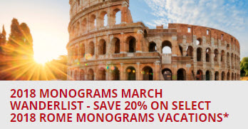 Save on Rome!