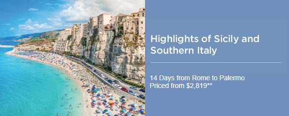 Highlights of Sicily and Southern Italy Tour - EnjoyVacationing.com
