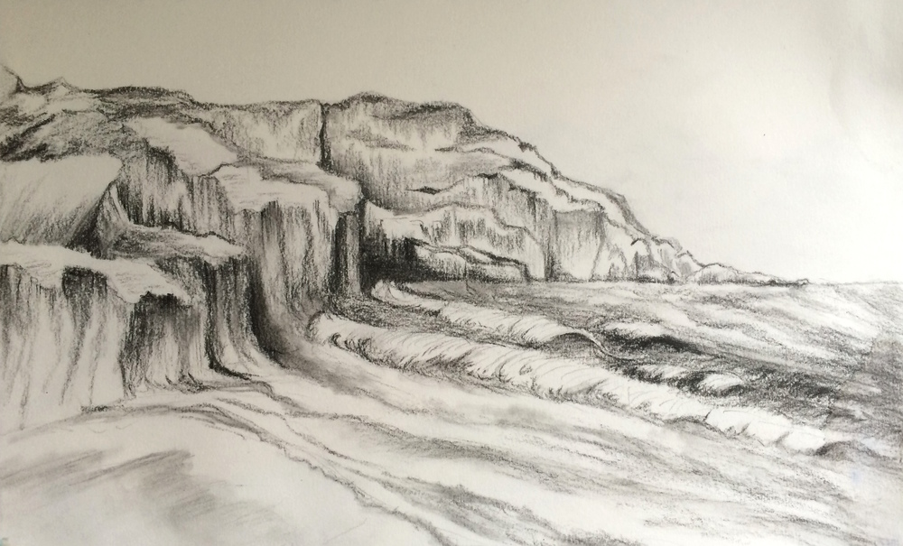 Cliff - Charcoal