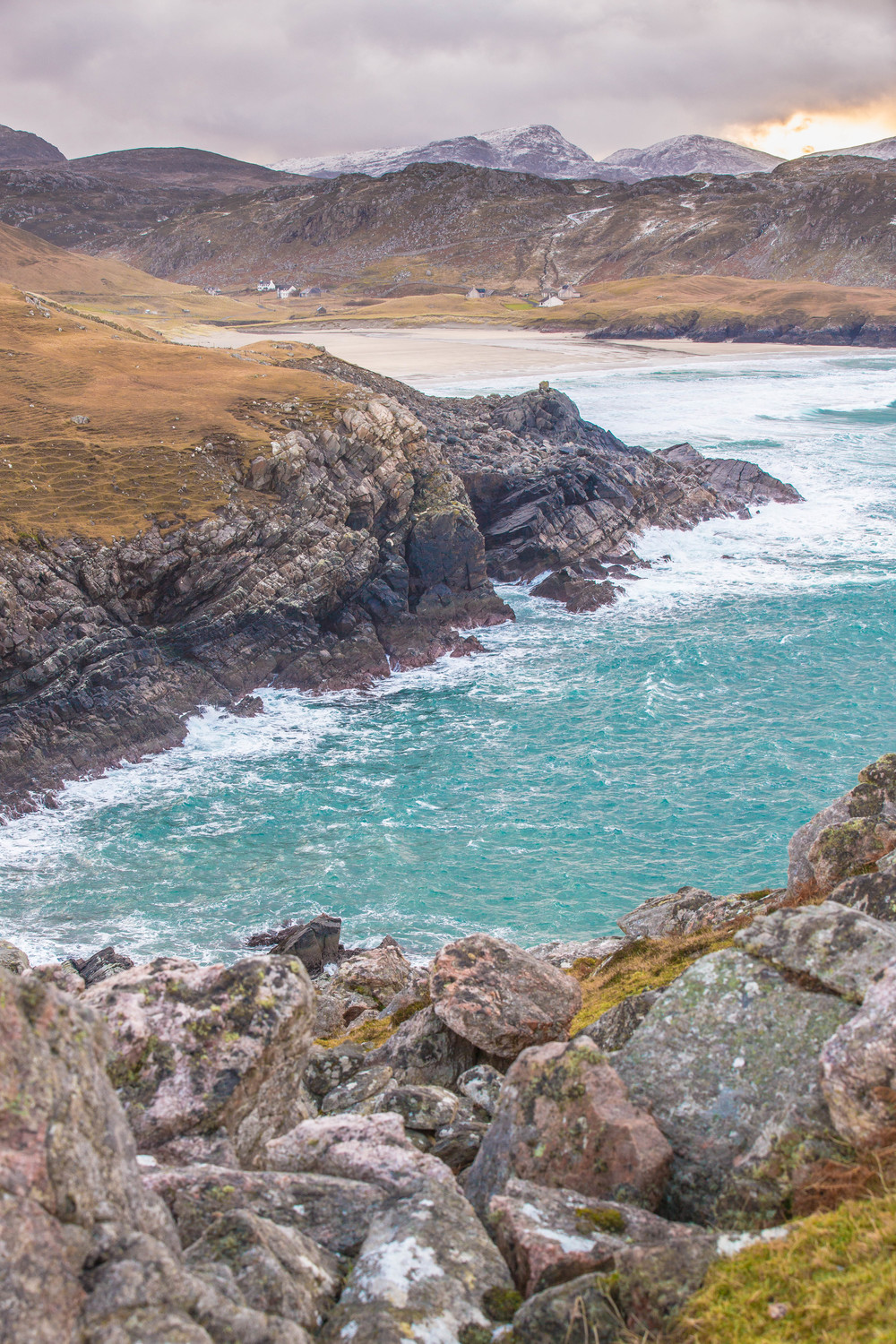 Cliof Beach, Isle of Lewis