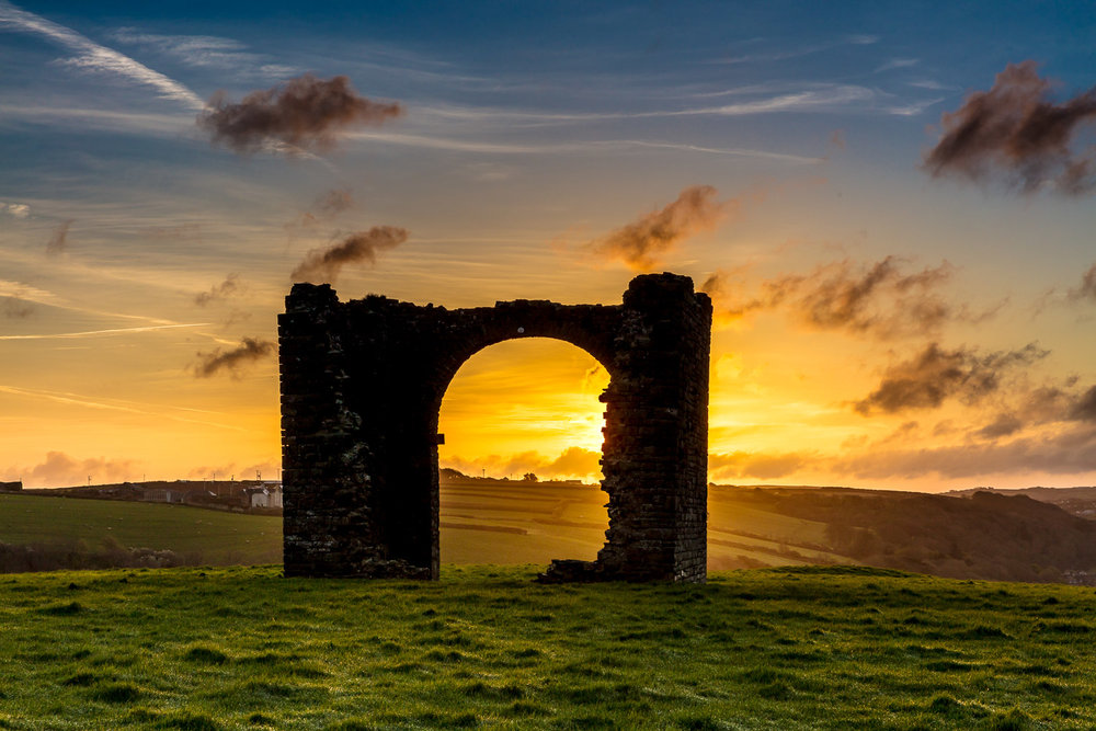 Hartland, North Devon.