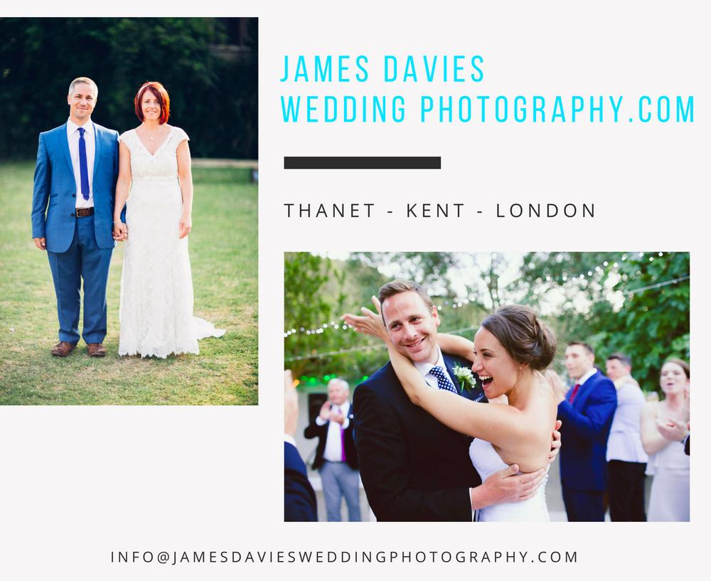 Thanet Wedding Photographer