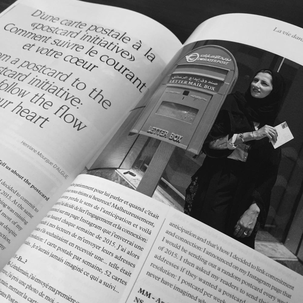 Madame Magazine, December 2015