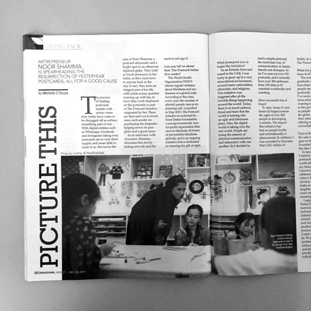 Panorama Magazine, November 2015